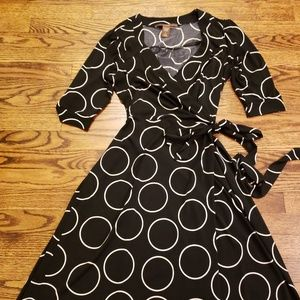 Merona Wrap Dress